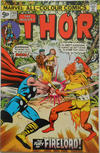 Cover for Thor (Marvel, 1966 series) #246 [British Price Variant]