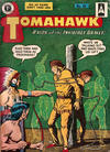 Cover for Tomahawk (Thorpe & Porter, 1954 series) #40