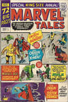 Cover for Marvel Tales Annual (Marvel, 1964 series) #2 [uk price variant]