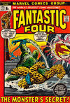 Cover for Fantastic Four (Marvel, 1961 series) #125 [British]