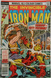 Cover for Iron Man (Marvel, 1968 series) #94 [British Price Variant]