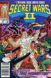 Cover Thumbnail for Secret Wars II (1985 series) #2 [Canadian Newsstand]