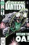 Cover for Green Lantern (DC, 1990 series) #5 [Direct]