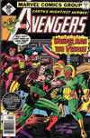 Cover Thumbnail for The Avengers (1963 series) #158 [Whitman Edition]