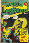 Cover for The Original Green Lantern (K. G. Murray, 1974 series) #2