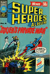 Cover for Super Heroes Album (K. G. Murray, 1976 series) #4