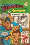 Cover for Superman Supacomic (K. G. Murray, 1959 series) #124