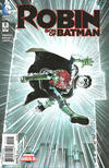 Cover for Robin: Son of Batman (DC, 2015 series) #11 [John Romita Jr. Cover]