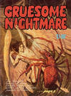 Cover for Gruesome Nightmare (Gredown, 1980 ? series)