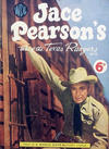 Cover for Jace Pearson of the Texas Rangers (World Distributors, 1953 series) #13