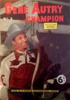 Cover for Gene Autry and Champion (World Distributors, 1956 series) #9