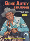 Cover for Gene Autry and Champion (World Distributors, 1956 series) #3