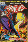 Cover for Tomb of Dracula (Marvel, 1972 series) #27 [British]
