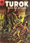 Cover for Turok, Son of Stone (Dell, 1956 series) #7 [15¢ Variant]
