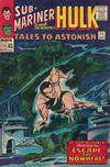 Cover for Tales to Astonish (Marvel, 1959 series) #71 [British Price Variant]