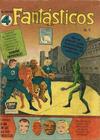 Cover for Los 4 Fantásticos (Editora de Periódicos La Prensa S.C.L., 1962 series) #11