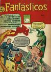 Cover for Los 4 Fantásticos (Editora de Periódicos La Prensa S.C.L., 1962 series) #6