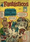 Cover for Los 4 Fantásticos (Editora de Periódicos La Prensa S.C.L., 1962 series) #15