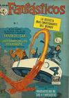 Cover for Los 4 Fantásticos (Editora de Periódicos La Prensa S.C.L., 1962 series) #3
