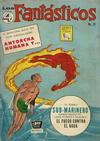 Cover for Los 4 Fantásticos (Editora de Periódicos La Prensa S.C.L., 1962 series) #29