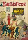 Cover for Los 4 Fantásticos (Editora de Periódicos La Prensa S.C.L., 1962 series) #22