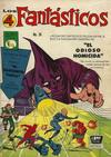 Cover for Los 4 Fantásticos (Editora de Periódicos La Prensa S.C.L., 1962 series) #26