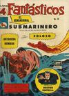 Cover for Los 4 Fantásticos (Editora de Periódicos La Prensa S.C.L., 1962 series) #49