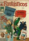 Cover for Los 4 Fantásticos (Editora de Periódicos La Prensa S.C.L., 1962 series) #46