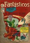 Cover for Los 4 Fantásticos (Editora de Periódicos La Prensa S.C.L., 1962 series) #53