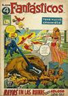 Cover for Los 4 Fantásticos (Editora de Periódicos La Prensa S.C.L., 1962 series) #146