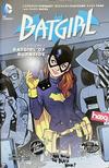 Cover for Batgirl (DC, 2015 series) #1 - The Batgirl of Burnside