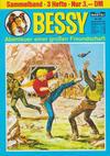 Cover for Bessy Sammelband (Bastei Verlag, 1966 ? series) #86