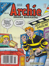 Cover for Archie Comics Digest (Archie, 1973 series) #215 [Newsstand]