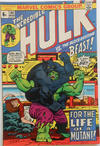Cover Thumbnail for The Incredible Hulk (1968 series) #161 [British Price Variant]