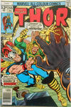 Cover for Thor (Marvel, 1966 series) #266 [British]