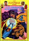 Cover for De Fantastiske Fire (Winthers Forlag, 1978 series) #9
