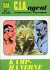 Cover for C.I.A. Agent (I.K. [Illustrerede klassikere], 1968 series) #19