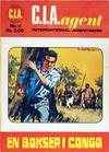 Cover for C.I.A. Agent (I.K. [Illustrerede klassikere], 1968 series) #10