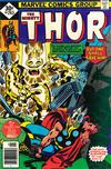 Cover Thumbnail for Thor (1966 series) #263 [Whitman]