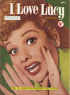 Cover for I Love Lucy (World Distributors, 1954 series) #1