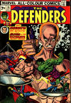 Cover Thumbnail for The Defenders (1972 series) #16 [British Price Variant]