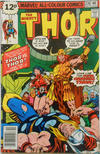 Cover Thumbnail for Thor (1966 series) #276 [British]