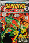 Cover for Daredevil (Marvel, 1964 series) #98 [British Price Variant]