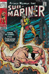 Cover for Sub-Mariner (Marvel, 1968 series) #17 [British Price Variant]