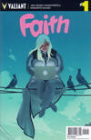 Cover for Faith (Valiant Entertainment, 2016 series) #1 [Fifth Printing]