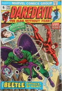 Cover for Daredevil (Marvel, 1964 series) #108 [Regular Edition]
