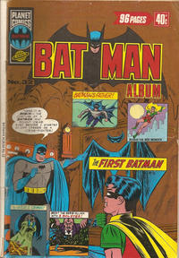 Cover Thumbnail for Batman Album (K. G. Murray, 1976 series) #32
