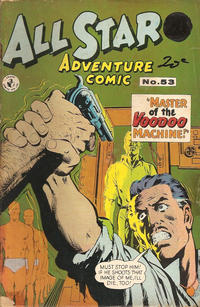 Cover Thumbnail for All Star Adventure Comic (K. G. Murray, 1959 series) #53