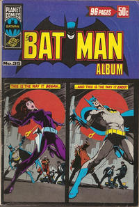 Cover Thumbnail for Batman Album (K. G. Murray, 1976 series) #35