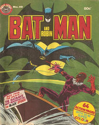 Cover Thumbnail for Batman and Robin (K. G. Murray, 1976 series) #19
